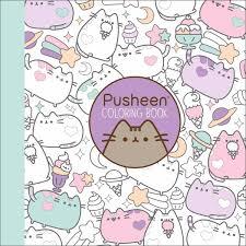 Libro Pusheen Coloring Book Nuevo