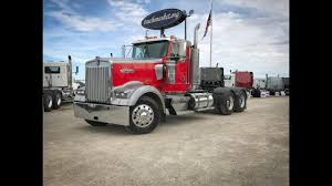 100 Day Cab Trucks For Sale 2000 Kenworth W900L Tandem Axle Cab For Sale