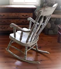 Large, Rocking Chair, Shabby Chic, Rocker, Painted Furniture, Wood ... Antique French Louis Style Wooden Rocking Chair Linen Upholstered Chairsantique Arm Chairsoccasional Chairs Vintage Tufted Leather And Mahogany At 1stdibs For Sale Pamono Bamboo Rattan English Traditions Inc Dollhouse Simon Et Rivollet Rocking Chair Penny Toy Rocker Mt Airy Shelby County Tn Ca 1835 Estate Sale La Rochelle