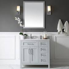 Allen And Roth 36 Bathroom Vanities by Best 25 36 Bathroom Vanity Ideas On Pinterest Bathroom Vanity