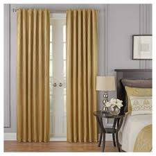 Target Blackout Curtains Smell by Beautyrest Curtains Target