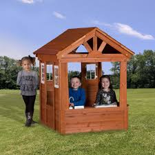 Columbus Wooden Playhouse - Playhouses | Backyard Discovery Outdoor Play Walmartcom Childrens Wooden Playhouse Steveb Interior How To Make Indoor Kids Playhouses Toysrus Timberlake Backyard Discovery Inspiring Exterior Design For With Two View Contemporary Jen Joes Build Cascade Youtube Amazoncom Summer Cottage All Cedar Wood Home Decoration Raising Ducks Goods