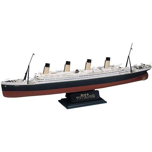 Revell 1:57 Scale RMS Titanic Model Ship Kit