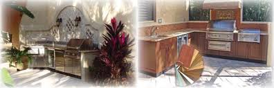 Custom Outdoor Kitchens Naples Fl by Outdoor Kitchens Marcese Naples Fl