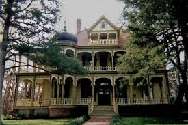 Waxahachie Homes of historic significance