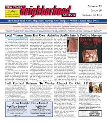 Daves Pumpkin Patch Tampa by New Tampa Neighborhood News Issue 19 September 13 2014 By