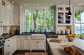 Hills Beach Cottage Beach Style Kitchen Portland Maine by