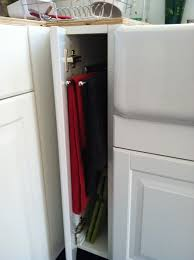 Ikea Kitchen Cabinet Doors Custom by Ikea Kitchen Hack Custom Built Small Cabinets To Fill In The