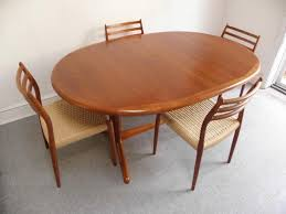 Image Of Scandinavian Extendable Dining Table