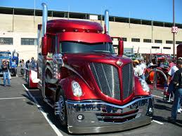 100 Lonestar Truck International International