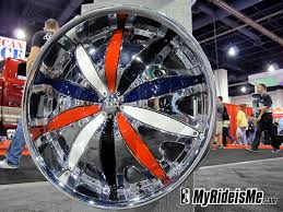 Custom Wheels - See The Ugliest Wheels Ever At SEMA 2010 ... Fuel 1 Piece Hostage D529 Custom Wheels Pinterest Tires Alloy Rims Auto Truck With Black Off Road And By Tuff Truckdomeus Bigwheels Net Chrome Acealloywheelcomstagger Bmw Rimscustom Wheelschrome Wheels Sota Offroad Scar Death Metal Rotiform Six 20x9 Raceline Avenger 17x9 20 Renegade D593 Matte Machined Rhino Tembe Down South Xd Xd775 20x12 44