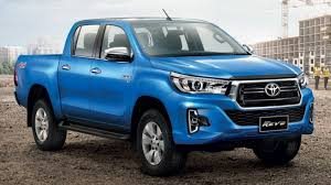 100 Hilux Truck 2018 Toyota Getting Luxurious Version
