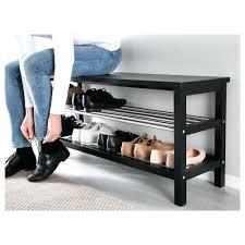 ikea bissa shoe cabinet hack hemnes rack storage bench