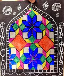 Islamic Art For Kids Inspiration