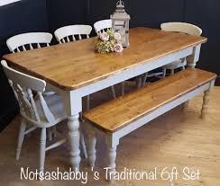 STUNNING NEW HANDMADE PINE FARMHOUSE TABLE BENCH ... Farmhouse Table Emmworks Brand New Shaker Bench Set With Refurbished Farmhouse Chairs Monika S Custom Rustic And Chair Order Trestle Barn Wood Xstyle Legs Benches Etsy Glenview Ding 4 Side Chairs At Gardnerwhite Painted With Black Color Paired And Classic Fan Ecustomfinishes 34 Off Wayfair Urban Outfitters Farm 7ft Pedestal Long Metal Fruitwood Farm Chair Houston Tx Event Rentals Bolanburg 6 Piece Rectangular