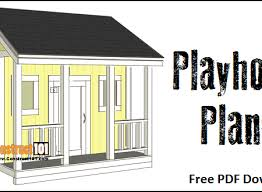 12x12 Shed Plans Pdf by Playhouses For Kids Outdoor Playhouse Kits Kidsu0027 Playhomes