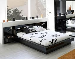 Bedroom Colors In Black And White