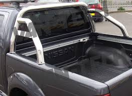 100 Truck Roll Bars Nissan Navara D40 Sports Bar Stainless Steel VanTech