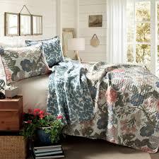 Lush Decor Velvet Curtains by Decor Sydney 3 Pc Reversible Quilt Set