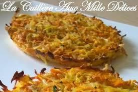 cuisiner les carottes recette de galette de pommes de terre et carottes la recette facile
