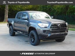 New 2019 Toyota Tacoma 4X4 DBL CB 4WD V6 SR AT Truck At Toyota Of ...