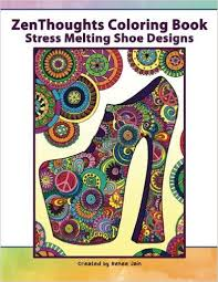Top 20 Shoes Coloring Books