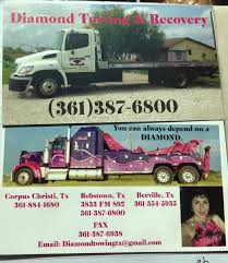 Diamond Towing - Home | Facebook Towing Mj Aumotors Corp Kirks Truck Service Inc Expert Truck And Fleet Repair Corpus Bucdays Kid Friendly Family Fun In Christi Tx Red Chevrolet Apache 1959 Chevrolet Apache Arnolds Toy Towing Companies Sarita Wrecker Services 24 Hour Apollo Preparing For Busy Weekend Kristvcom Continuous The Power Of Indicating No Tow Insurance New Ford F250 For Sale Texas Access Used 2016 Silverado 3500hd Yield The Rightofway To Emergency Vehicle Resin Dually Duallie Pickup Wheels Set Diamond T Recovery