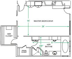 simple master suite floor plans bedroom home planning ideas decor