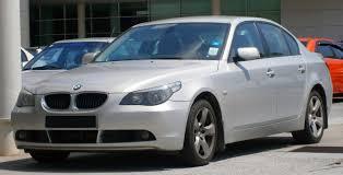 BMW 5 Series E60 Wikiwand