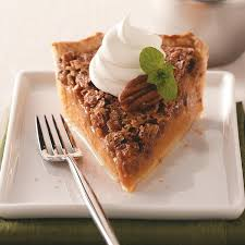 Pumpkin Pie With Pecan Praline Topping by Pumpkin Pie Recipes Taste Of Home