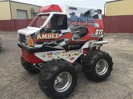 100 Build Mini Monster Truck