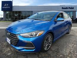 2017 Hyundai Elantra Sport In Texas For Sale ▷ Used Cars