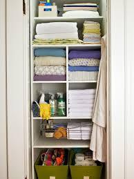 Linen Closet Shelving System • SHELVES