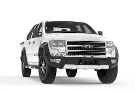 China Best 4WD Pickup With Diesel Engine - China Pick-up Car, 4WD ...