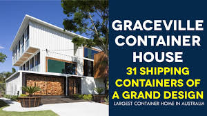 100 Houses Built From Shipping Containers Australia Graceville Container House Grand Design By Todd Miller Of Zeigler Build