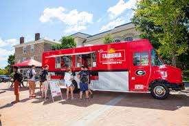 Mobile Menu: UGA's First Food Truck, Taqueria 1785, Rolls Out Dishes ...
