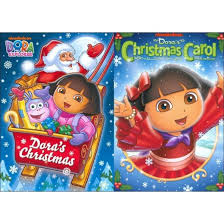 dora the explorer dora s christmas ca dvd target