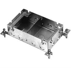 Wiremold Floor Box Cover Colors by Wiremold 880m2 Floor Boxes Adjustable Recessed Enclosures