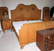 kompl schlafzimmer anf 19 jahrhundert eiche natur in top zustand