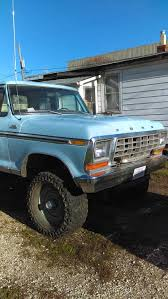 100 Ford Mud Trucks Best 1979 Truck For Sale As Is Project Truck Nothing