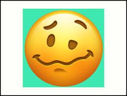 Woozy Face Emoji By Stertube