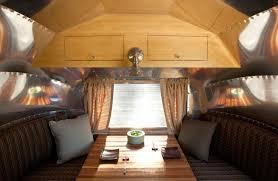 100 Inside An Airstream Trailer Vintage Restoration New Prairie Construction