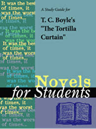 Sparknotes Tortilla Curtain Chapter 3 by The Tortilla Curtain Penguin Books With Reading Guides Kindle