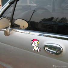 Unicorn Stickers Fashion Multi-Color Unicorn Car Stickers Waterproof ... Luxury Horse Decals For Car Windows Northstarpilatescom 52017 Ford Mustang Pony Steed Outline Side Stripes Decal Head Trucks Etsy Barrel Racing Rodeo Trailer Vinyl Window Laptop Ride More Worry Less Sticker 2 X Forward Running Horse Decals Awesome Graphics Custom Made Magnetic Signs Reflective Horses Cowboy Mountains Scenery Decal Decals Graphics 82 At Superb Graphics We Specialize In Decalsgraphics And