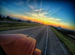 Trucking Inspires Stunning Landscape Photography