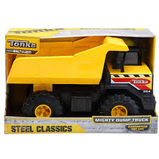 Buy Tonka Classic Steel Mighty Dump Truck Online At Toy Universe