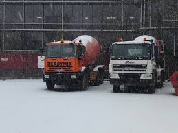 100 Trucks In Snow In Snow Heavy Snow Means Trucks Are Parked Up All D Dan