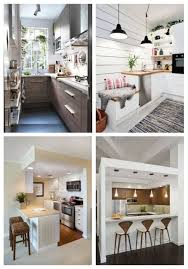Small Kitchen Decor 56 Smart Tips And Examples