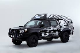 100 Truck Shows Toyota Off The Ultimate Surf At SEMA LAcarGUY