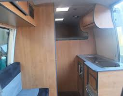 Image Is Loading RACE VAN INTERIOR FURNITURE CONVERSION KIT UNIVERSAL SUIT